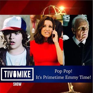 Pop Pop! It's Primetime Emmy Time!