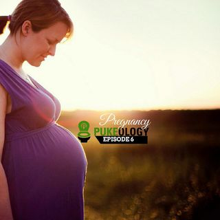 Severe Morning Sickness. What is Hyperemesis Gravidarum? Pregnancy Pukeology Podcast Episode 6