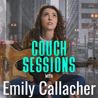 COUCH SESSIONS Episode #6 with Emily Callacher