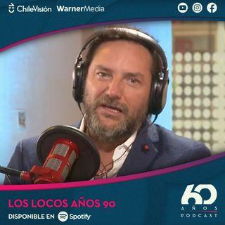 """Los Locos Años 90 con Daniel """"Huevo"""" Fuenzalida"""
