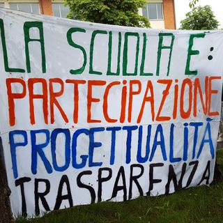 Tutto Qui - mercoledì 30 maggio - L'Istituto comprensivo 4 di Pinerolo protesta contro la dirigente