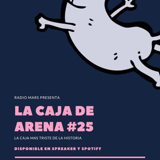 La Caja De Arena 25 - La Caja Mas Triste de la Historia