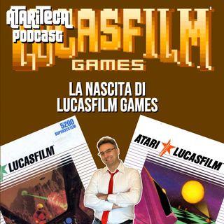La nascita di LUCASFILM GAMES