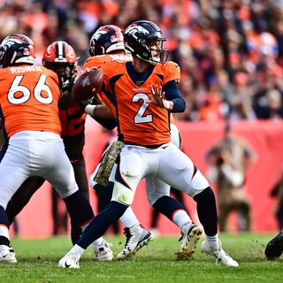 BTB #119: Broncos Stock Report at the Bye | Risers & Fallers