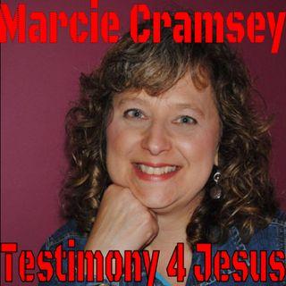 Marcie Cramsey Testimony for Jesus