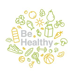 Be healthy , Be happy