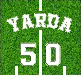 """Yarda 50 - 1ra Edición """"Draft NFL 2020"""""""