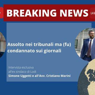 Assolto nei tribunali ma (fu) condannato sui giornali - BREAKING NEWS LIVE