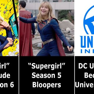 """Supergirl"" to End with Season 6 - Speeding Bulletin (September 16-22, 2020)"