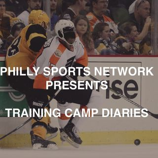 Flyers Training Camp Diaries