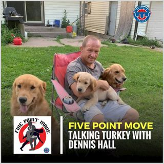 5PM31: Happy Thanksgiving with Dennis Hall