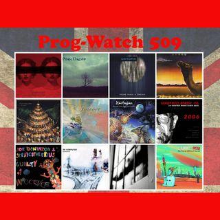 Prog-Watch 509 - Variety