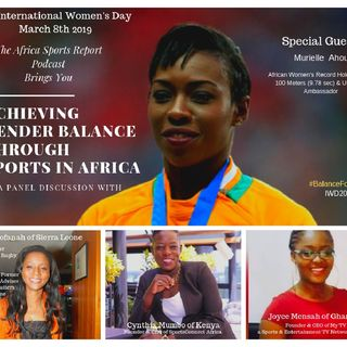 Achieving Gender Balance Through Sports in Africa