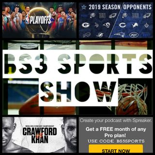 "BS3 Sports Show - ""#GoodFriday Show"""