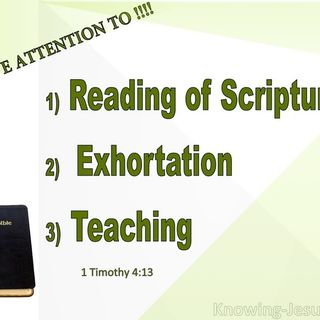 SZ2_E15 Exhortation is necessary