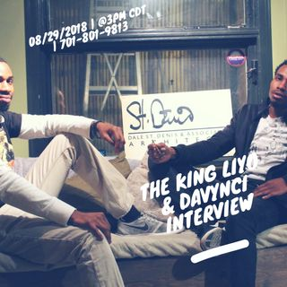The King Liyo & Davynci Interview.
