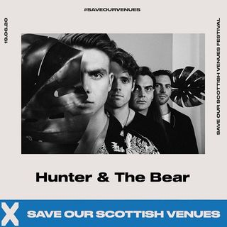 British Trio Hunter and The Bear UK Promotions Q&A.