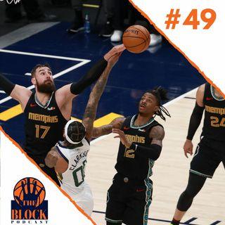 #49 - A Primeira Rodada dos Playoffs