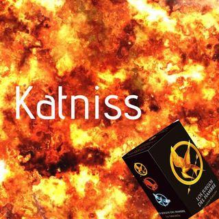 Katniss Everdeen. Los juegos del hambre. Suzanne Collins