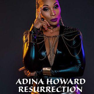 Recording Artist Adina Howard