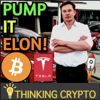 Buy Tesla Cars With Bitcoin, Tesla Runs BTC Node - Goldman Sachs Bitcoin ETF