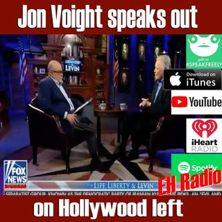 Morning moment Jon Voight is an outspoken opponent of the left Sep 19 2018