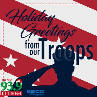 Holiday Greetings From Our Troops