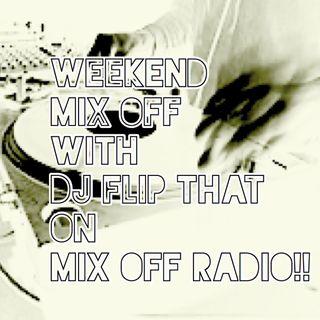 WeekEnd Mix Off 4/10/20 (Live DJ Mix)