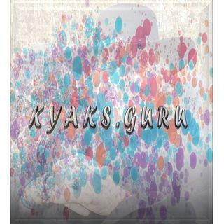 Kyaks.guru with Ken Ludmer; Stories and More 8_25_20