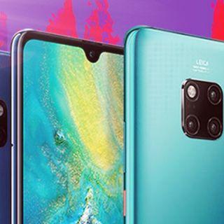Huawei lanza el Mate 20 y Apple trae a Colombia el iPhone Xs. | Todo lo que tecno