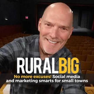 #10: Why Facebook Check-ins rock word of mouth for small-town businesses