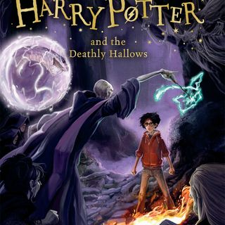 Harry Potter Book 7, 2nd Chapter