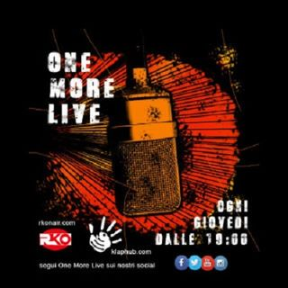 ONE MORE LIVE #7 - SEBASTIANO LILLO TRULLETTO RECORDS - 07/05/2020