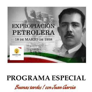 Buenas Tardes con Juan García Emisión #3