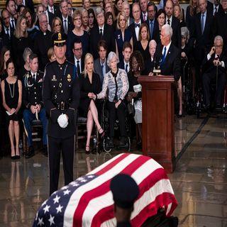 Muere John McCain
