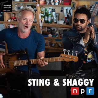 Sting and Shaggy -  Acoustic Live at NPR Music Tiny Desk Concert | Full Performance | Full Concert