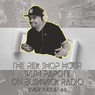 The Rek Shop Hour with Papote in the mix 7.23