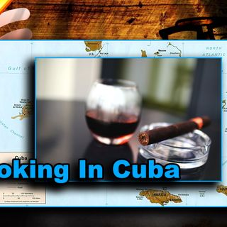 Stogie Geeks Shorts - Smoking in Cuba