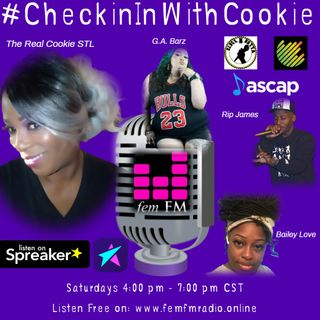 Checking In With Cookie - Seasons 2 - Episode 5 - Cookie & Bailey's Summer of PATRON