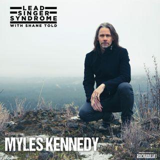 Myles Kennedy (Slash, Alter Bridge, The Mayfield Four)