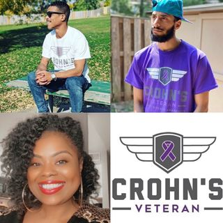 Episode 20 - the Return of the Crohn's Veteran Team