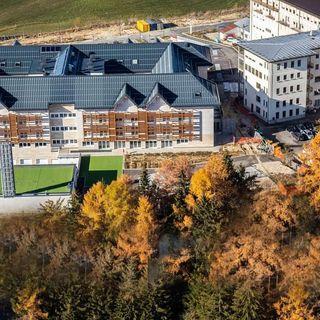 Nuovo ospedale di Asiago: oggi niente inaugurazione, ma prosegue il trasloco