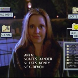 Buffy 5x17&18: Forever/Intervention