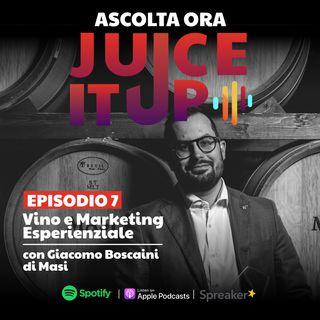 7. Vino e marketing esperienziale - Giacomo Boscaini di Masi