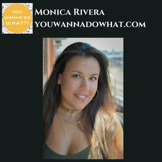 Giving You The Nudge You Need to Create Episode 1 Of Your Podcast With Monica Rivera