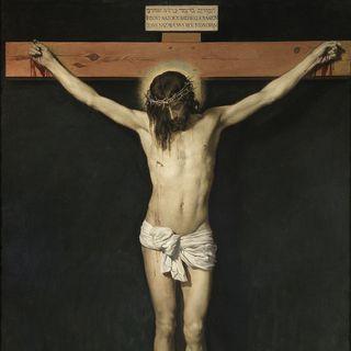 Don Alberto - Contemplando il Crocifisso