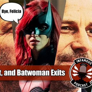 Episode 237 – The Old Guard, The Snyder Cut, and Batwoman Exits