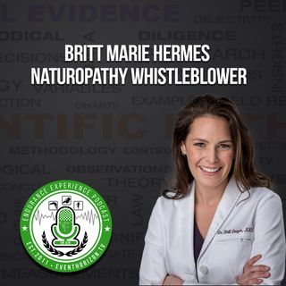 EP. 14: Blowing the Whistle on Alternative Medicine w/Britt Marie Hermes