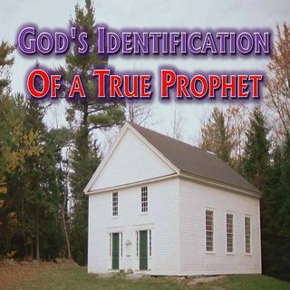 #41-God's Identification — True Prophet