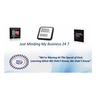 Just Minding My Business 24 7 Featuring Catherine Trotter Founder of The Speak Life Tour Replay